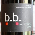 Bodegas Exopto Big Bang 2008 – A Whole Lot of Bang For Your Buck