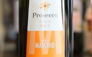 Cantine Maschio Prosecco Brut – Nutty, Fruity and Good. Holiday Sparklers