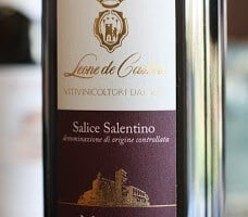 Leone de Castris Maiana Rosso Salice Salentino – A True Taste of Italy For Under 10 Bucks