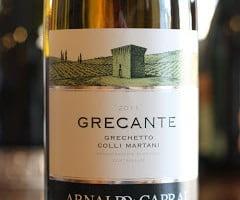 2009-Arnaldo-Caprai-Grecante-Grechetto