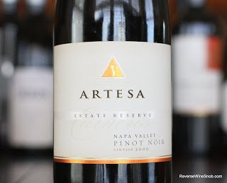 2009-Artesa-Estate-Reserve-Carneros-Napa-Valley-Pinot-Noir