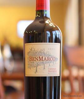 2009-BenMarco-Cabernet-Sauvignon