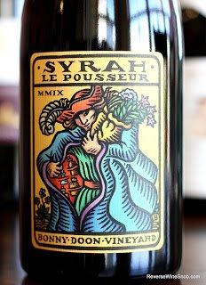 2009-Bonny-Doon-Le-Pousseur-Syrah