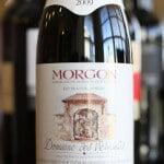 Georges Duboeuf Morgon Domaine des Versauds Beaujolais 2009 – A Beauty of a Beaujolais