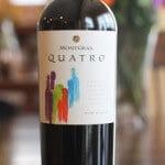 Montgras Quatro 2011 – Quite Good!