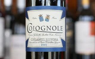 2007-Colognole-Chianti-Rufina