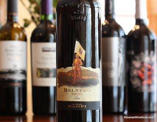2009-Castello-Banfi-Belnero-Toscana