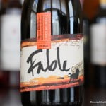 Fable Lion's Whisker Red Blend 2009 – The Moral of The Story? This Is Good Wine!