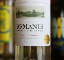 McManis Family Vineyards Pinot Grigio 2011 – One Pleasant Pinot
