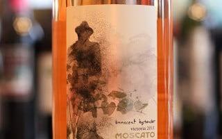 Innocent Bystander Pink Moscato 2011 – A Beauty for Breakfast