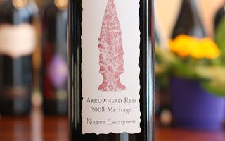 Arrowhead Red Meritage 2008 – Make Mine A Meritage Wine #5