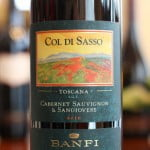 $8 Italian Reds – Banfi Col Di Sasso Toscana 2010