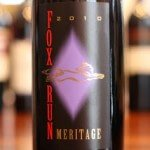 Fox Run Vineyards Meritage – Make Mine A Meritage Wine #4