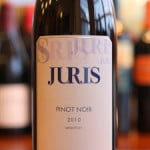 Juris Pinot Noir Selection 2010 – Awesome Austrians Wine #7