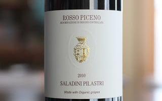 Saladini Pilastri Rosso Piceno – $8 Italian Reds