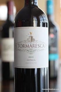 Tormaresca Neprica 2010 - $8 Italian Reds Wine 3