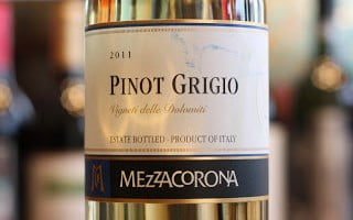 Mezzacorona Pinot Grigio 2011 – Add It To The Short List