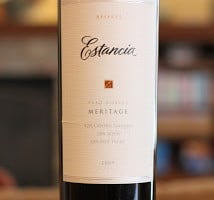 Estancia Reserve Meritage 2009 – Make Mine A Meritage