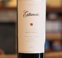 Estancia Reserve Meritage 2009 - Make Mine A Meritage Wine #7