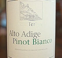 Cantina Terlano Pinot Bianco 2010 – Something Special From Alto Adige