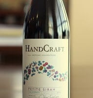HandCraft Petite Sirah – A Big Wine At A Small Price
