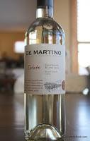 2012 De Martino Estate Organic Sauvignon Blanc