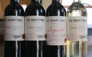 De Martino Estate Wines From Chile – Organically Good