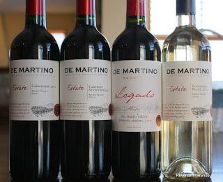 De Martino Estate Organic Wines