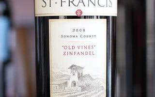 St. Francis Old Vine Zinfandel – A Hedonistic Delight