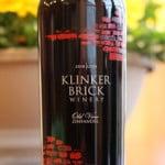 Klinker Brick Old Vine Zinfandel 2010 – A Classic Lodi Zin