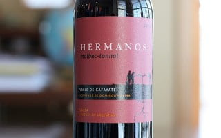 Hermanos Malbec Tannat – Malbec With A Deep, Dark And Delicious Twist