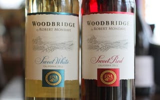 Woodbridge by Robert Mondavi Sweet Red and Sweet White - Fruit Cocktails In A Bottle