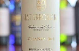 Bodega Matarromera Crianza – A Big Wine From The Place That Does It Best