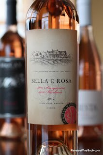 2012-Sorelle-Winery-Bella-e-Rosa