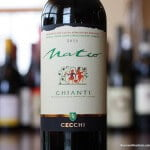 Cecchi Natio Chianti 2011 – Tart and Tasty