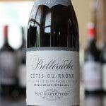 M. Chapoutier Cotes-du-Rhone Belleruche Rouge 2011 – A Smoky Character