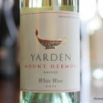 Yarden Mount Hermon Galilee White Wine 2011 – Surprisingly Deep and Very Satisfying