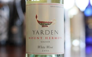 Yarden Mount Hermon Galilee White Wine – Surprisingly Deep and Very Satisfying
