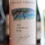 Jean-Luc Colombo Cape Bleue Rosé 2012 – A Heck Of A Nice Rosé