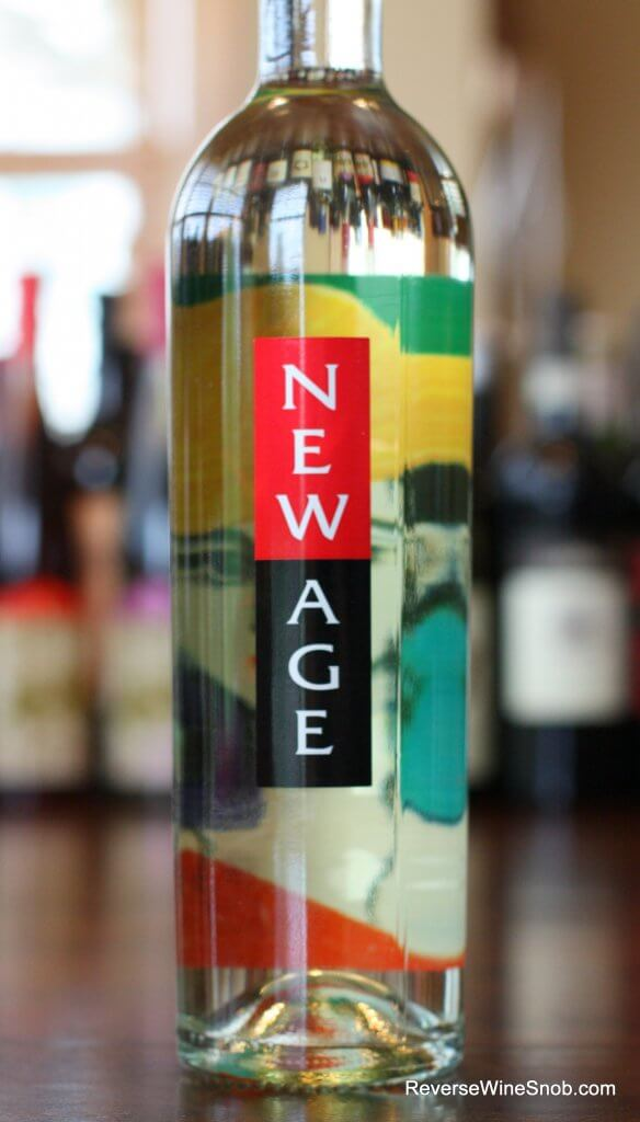 New Age White Wine - The Definition of Refreshing