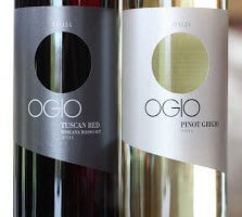 OGIO Wines Pinot Grigio and Tuscan Red – Refined and Food Flexible