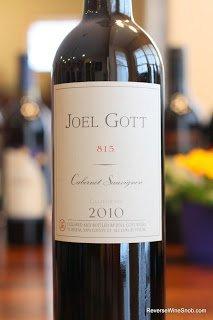 2010-Joel-Gott-815-Cabernet-Sauvignon