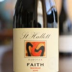 St Hallett Faith Shiraz 2010 – Juicy and Spicy