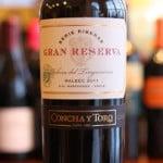 Concha y Toro Gran Reserva Serie Riberas Malbec 2011 – Smooth, Complex and Delicious