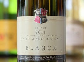 Paul Blanck Pinot Blanc d'Alsace – The Magic Continues