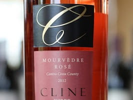 2012-Cline-Cellars-Mourvedre-Rose