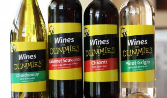 Wine For Dummies – Marketing Gone Wild?