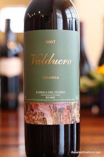 2007-Valduero-Crianza-Tempranillo