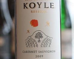 Koyle Reserva Cabernet Sauvignon – Coffee, Licorice and Leather