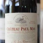 2011-Chateau-Paul-Mas-Clos-Des-Mures-Coteaux-du-Languedoc